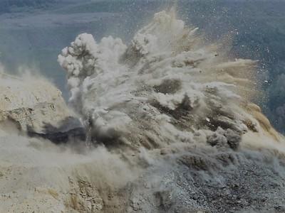 Оценка взрывопожароопасности пыли горных пород и руд